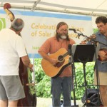 The band, Blind Rooster, playing as Integrated Solar Applications (ISA) celebrates 35 years of business!