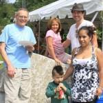 Alain Ratheau with family
