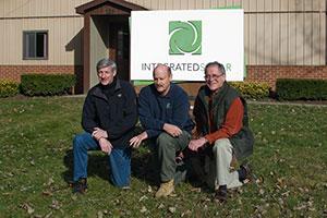 Andrew Cay, Jeffrey Robison, and Alain Ratheau