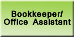 Bookkeeper/ Office Assistant TAB