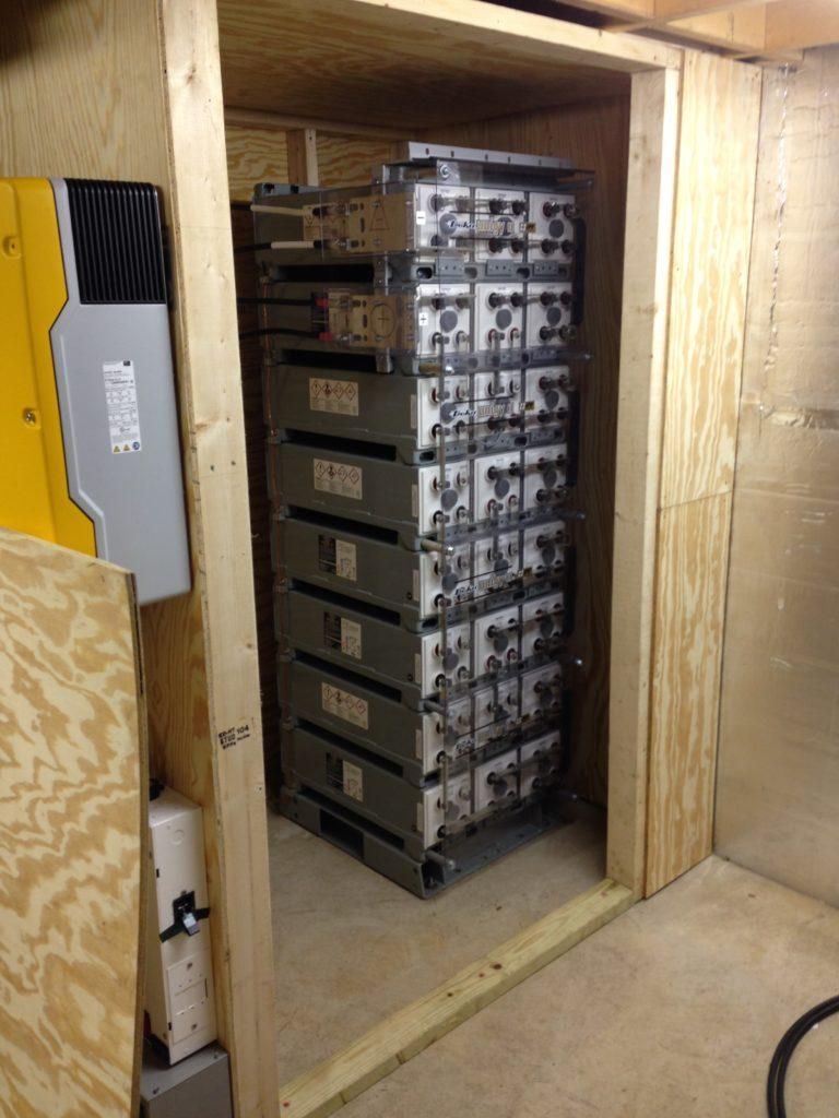 Deka Unigy II 3AVR95-17 6 Volt 904 Amp Hour Batteries (@ 20 hrs.) Battery Bank
