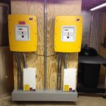 Two SMA 6048 Sunny Island Inverters