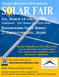 Solarize Monadnock 2020
